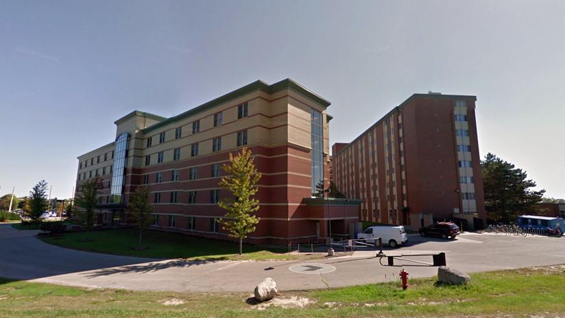 Resultado de imagen para residencias universitarias de Campbell Hall universidad michigan