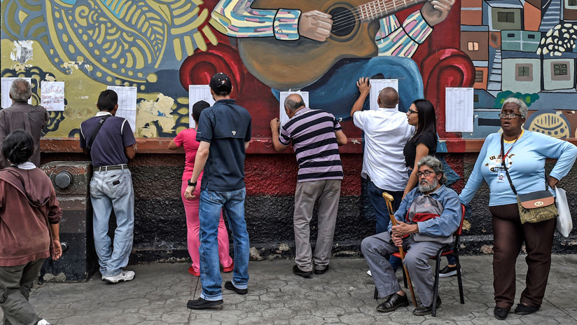 Presidenciales de Venezuela: Los candidatos suscriben acuerdo de garantías electorales