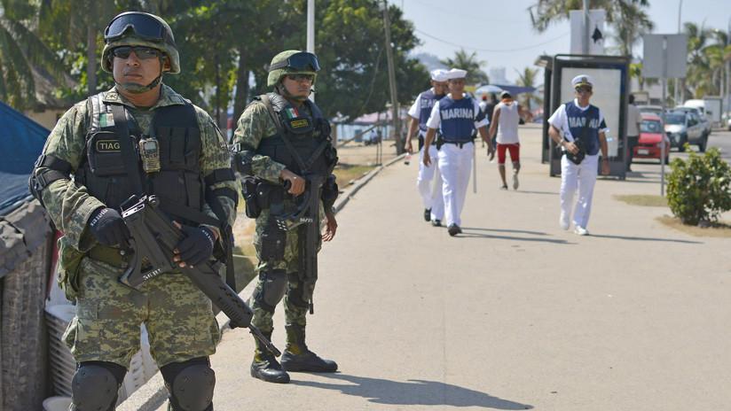 """Denuncian ante la CIDH la Ley de Seguridad Interior de México por """"militarizar"""" la sociedad"""