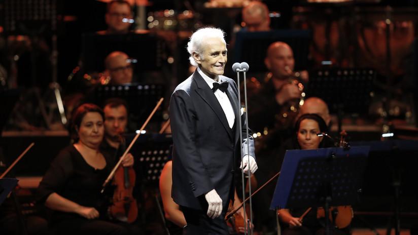 Premio internacional de música BraVo: Moscú espera al tenor José Carreras con los brazos abiertos