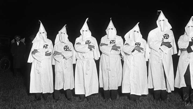 """""""Muchos ni siquiera eran racistas"""": un exmiembro del Ku Klux Klan revela su oscuro pasado"""