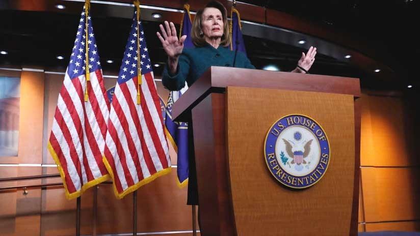 Una líder demócrata condena el arresto de inmigrantes sin papeles en EE.UU.