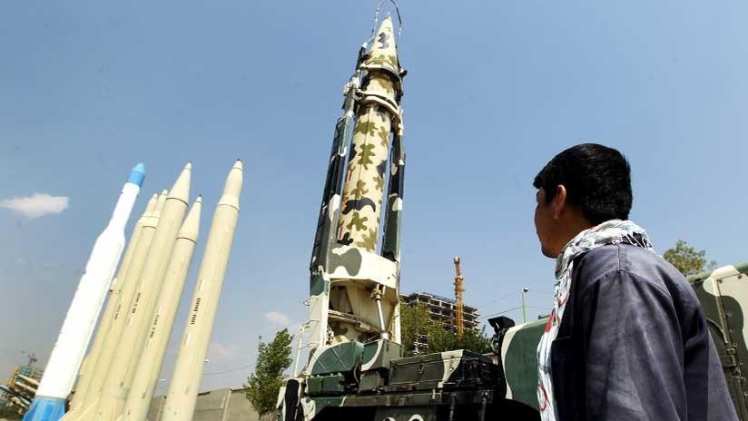 Irán revela bajo qué condiciones negociaría su programa de misiles con EE.UU.