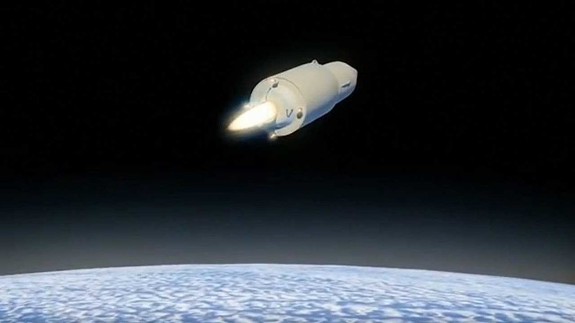 Rusia inicia la producción en serie del novísimo misil hipersónico Avangard