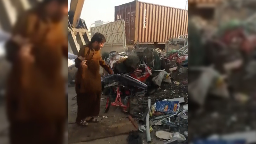 VIDEO: Esto es lo que sucede cuando enfureces al operador de excavadora equivocado