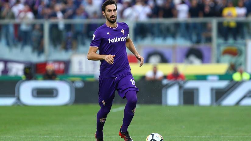 Muere el capitán de la Fiorentina y exjugador de la selección italiana