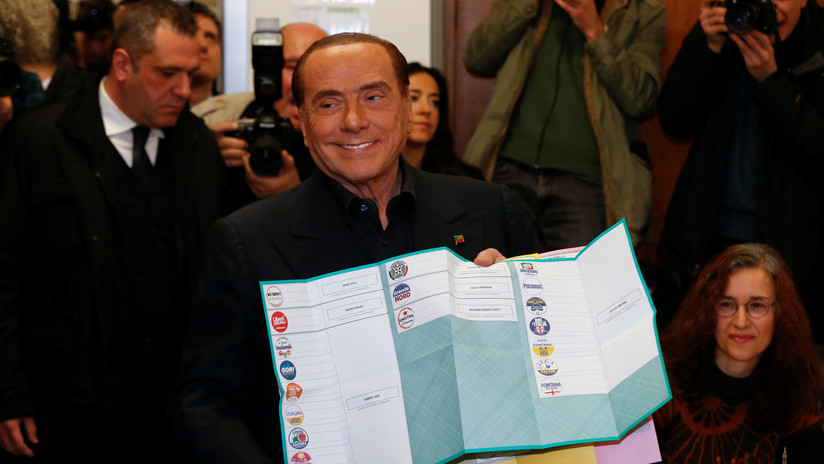 Elecciones en Italia: los euroescépticos y Berlusconi buscan a sustituir a los demócratas