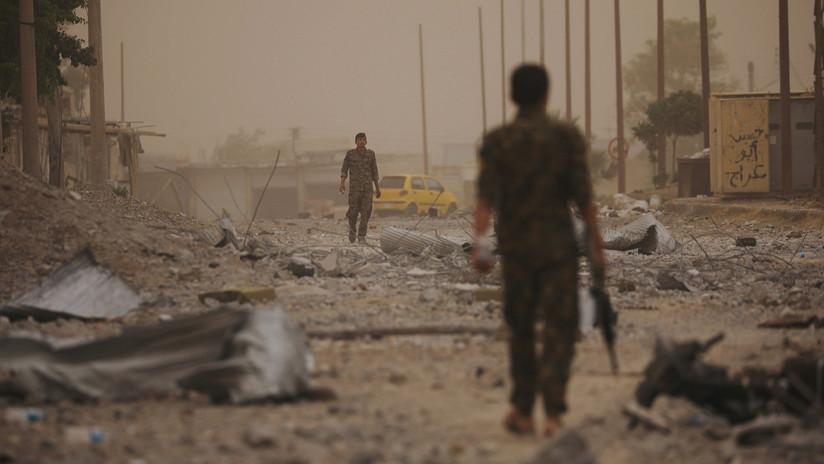"""Assad: """"Occidente usa como excusa supuestos ataques químicos para agredir al Ejército sirio"""""""