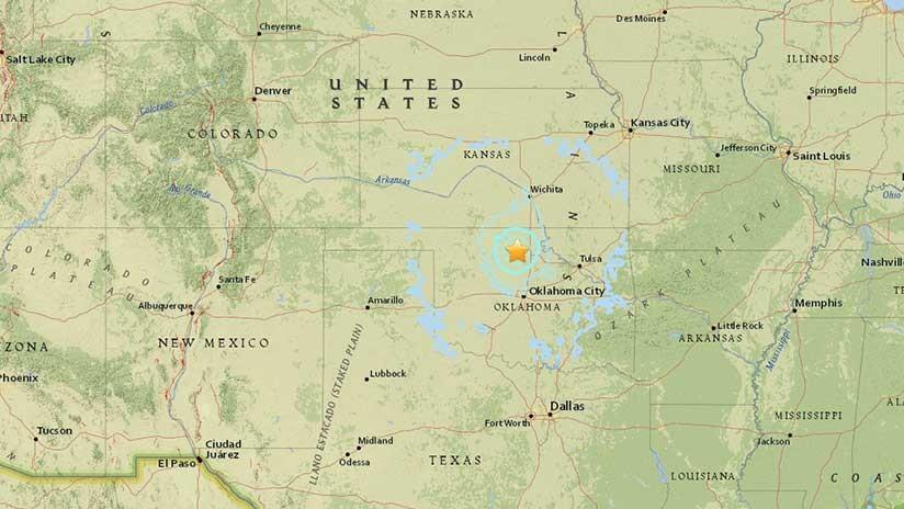 Un temblor se siente en varios estados del Medio Oeste de EE.UU.