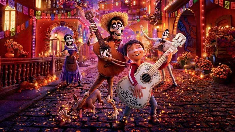 Coco, inspirada en el Día de Muertos, gana dos Óscars