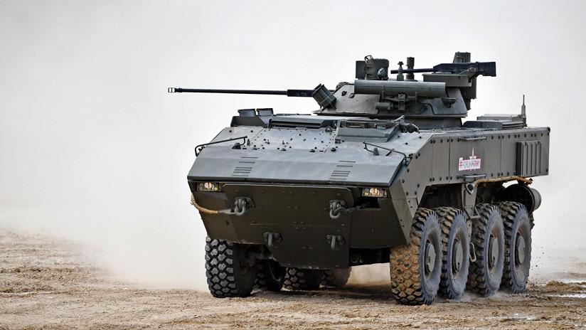 """""""El nuevo tanque ligero anfibio ruso no tendrá análogos en el mundo"""""""