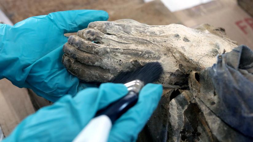 """Misteriosa momia """"humanoide"""" de Perú: Científicos rusos anuncian primeros resultados de sus análisis"""