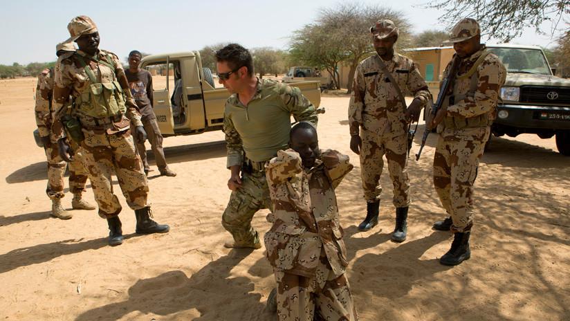 FUERTE VIDEO: Publican imágenes de la muerte de soldados estadounidenses en Níger