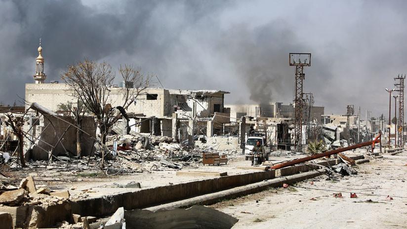 Rusia explica por qué se acusa falsamente a Damasco de atacar hospitales
