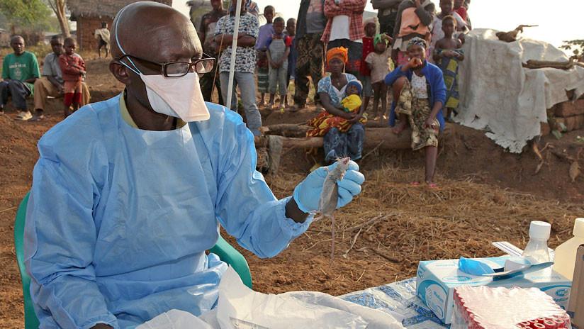 Se registra un brote sin precedentes de un virus mortal que no tiene cura