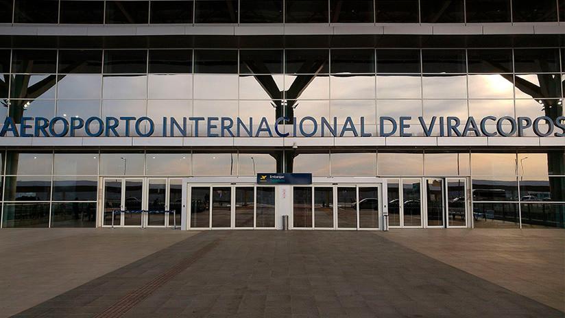 Brasil: Roban 5 millones de dólares en 6 minutos en la pista de un aeropuerto