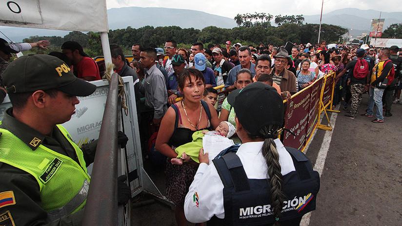 Colombia cierra su frontera con Venezuela por las elecciones