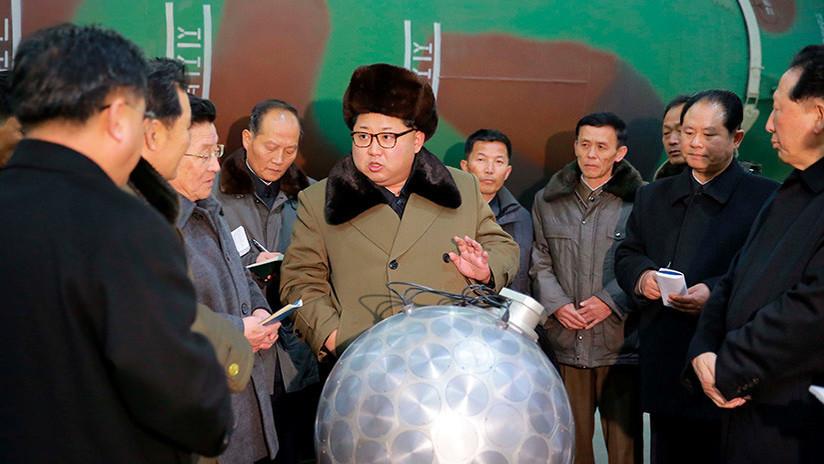 Detectan indicios de actividad en un reactor de una planta nuclear de Corea del Norte