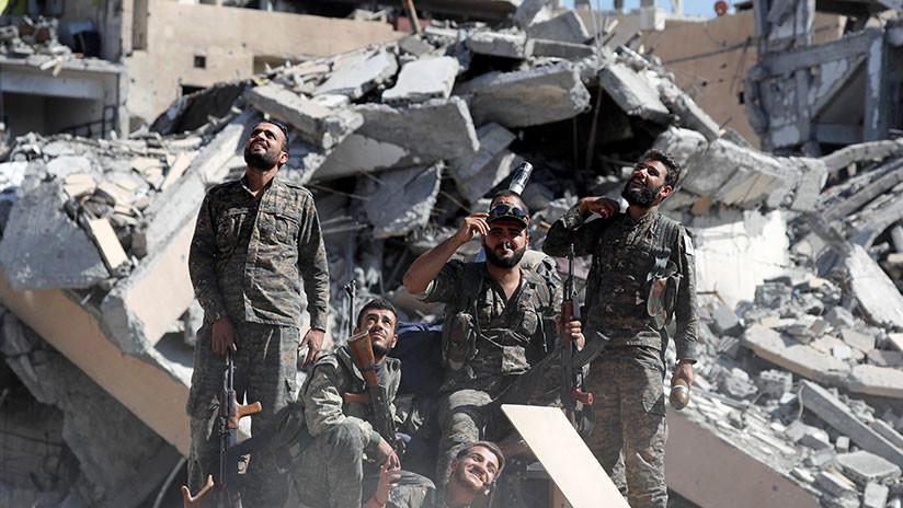 La ofensiva turca en Afrín obliga a EE.UU. a detener temporalmente su lucha contra el EI