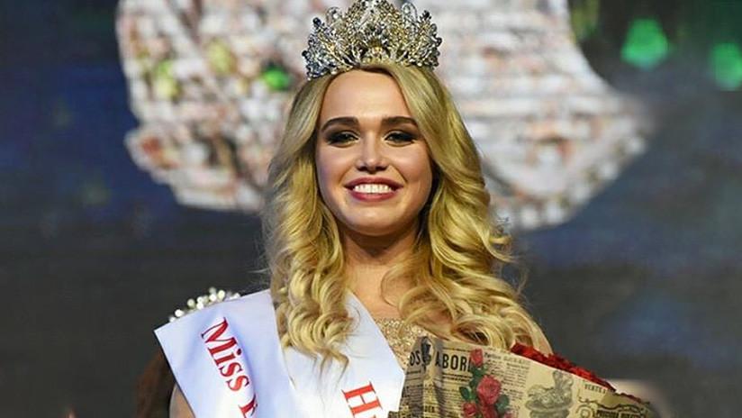 FOTOS: Esta es la mujer más bella de Rusia