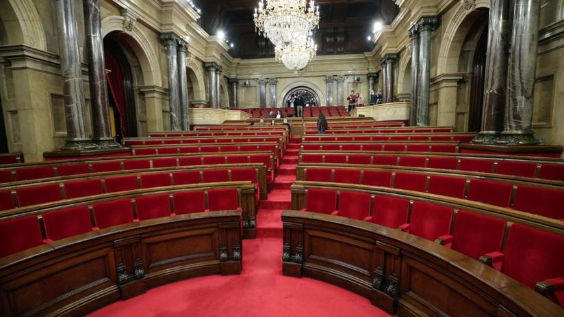 El Parlamento catalán convoca el pleno de investidura para el próximo 12 de marzo