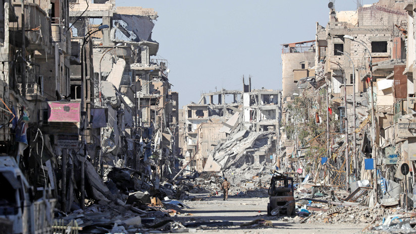 EU violó derecho humanitario internacional en Siria: ONU
