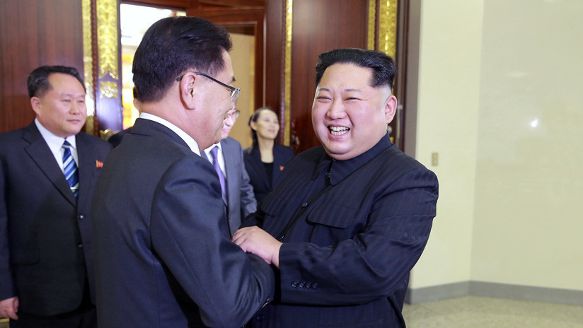 Así fue la cena que Kim Jong-ofreció a funcionarios de Corea del Sur (VIDEO)