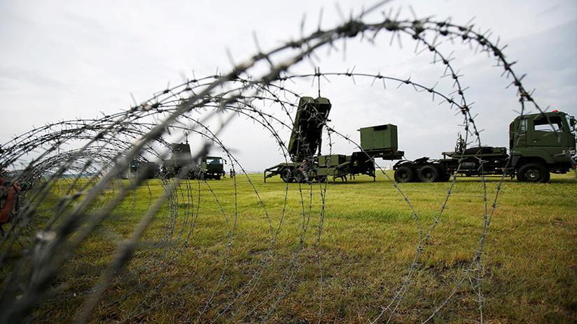 Suecia comprará el sistema estadounidense de misiles Patriot