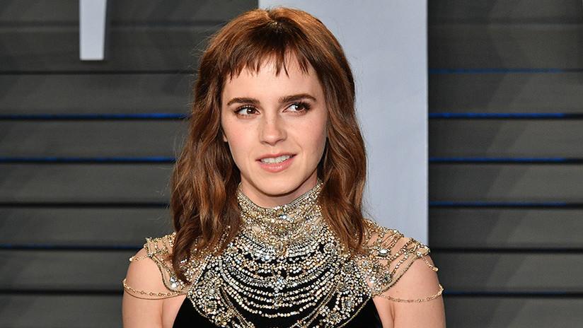 Emma Watson bromea en respuesta a las críticas sobre su nuevo tatuaje