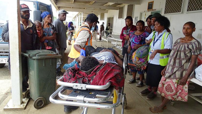 Un sismo en Papúa Nueva Guinea deja al menos 18 muertos