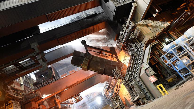 La UE amenaza a EE.UU. con contramedidas si impone aranceles a los metales