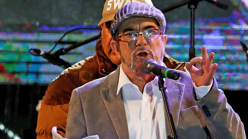 FARC evalúa reemplazar a 'Timochenko' como candidato a la Presidencia por sus problemas de salud