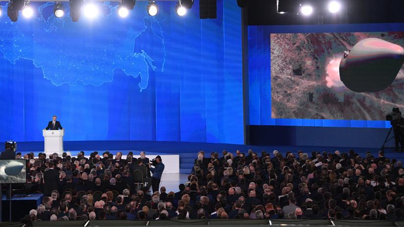 """""""¿Para qué necesitaríamos un mundo sin Rusia?"""": Putin habla sobre una eventual guerra nuclear"""