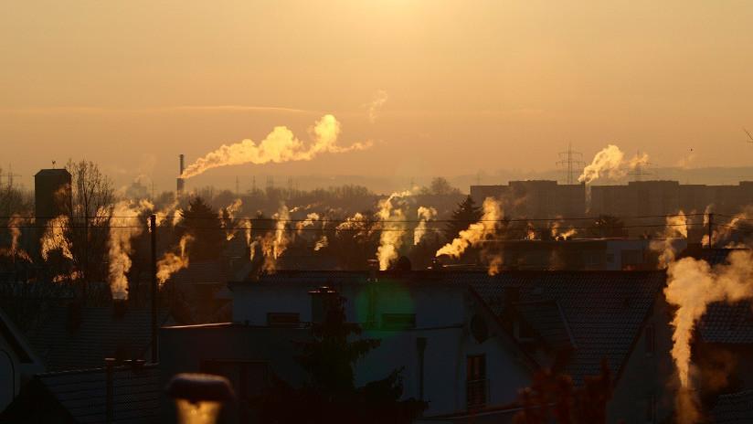 """Premio Nobel de la Paz: """"La temperatura del planeta Tierra se elevó 0,85 grados en el último siglo"""""""
