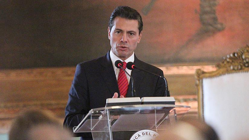 Peña Nieto se reunió en privado con yerno de Trump en la Residencia Oficial de los Pinos