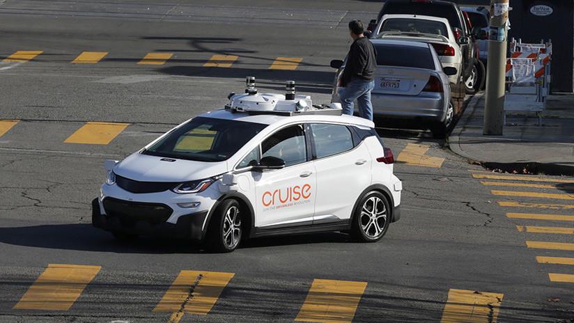Humanos provocaron este año un tercio de los accidentes con vehículos autónomos en California