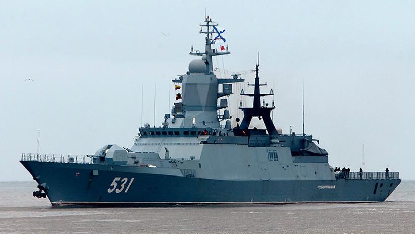 Los buques patrulleros 'invisibles' rusos serán equipados con lanchas no tripuladas