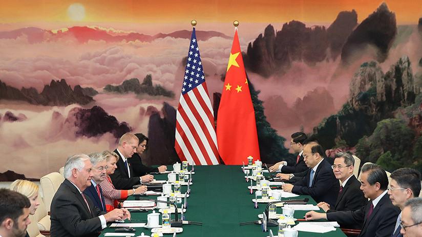 China alerta a EEUU: Una guerra comercial es