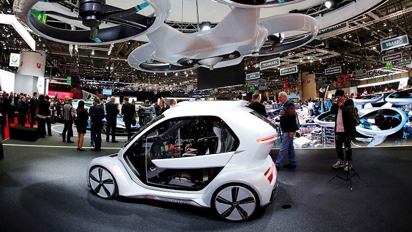 Llega el vehículo futurista capaz de resolver los problemas de tráfico por tierra y aire
