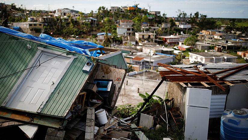 El éxodo masivo amenaza la reconstrucción de Puerto Rico