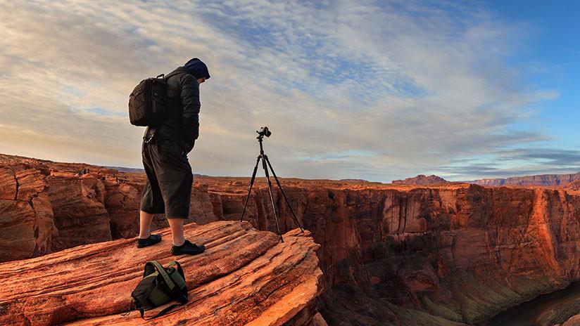 Dos fotógrafos se disputan una impactante imagen sin saber que ambos la captaron casi al unísono