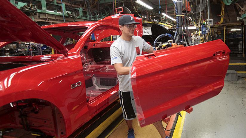 Las amenazas comerciales de Trump podrían acabar con 45.000 empleos estadounidenses