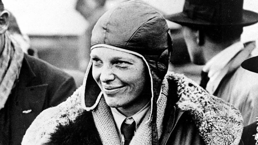 Creen haber identificado el cuerpo de la aviadora Amelia Earhart, 81 años después de su desaparición