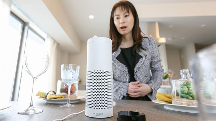 """VIDEO: La """"espeluznante"""" risa del asistente de voz de Amazon que alarma a los usuarios"""