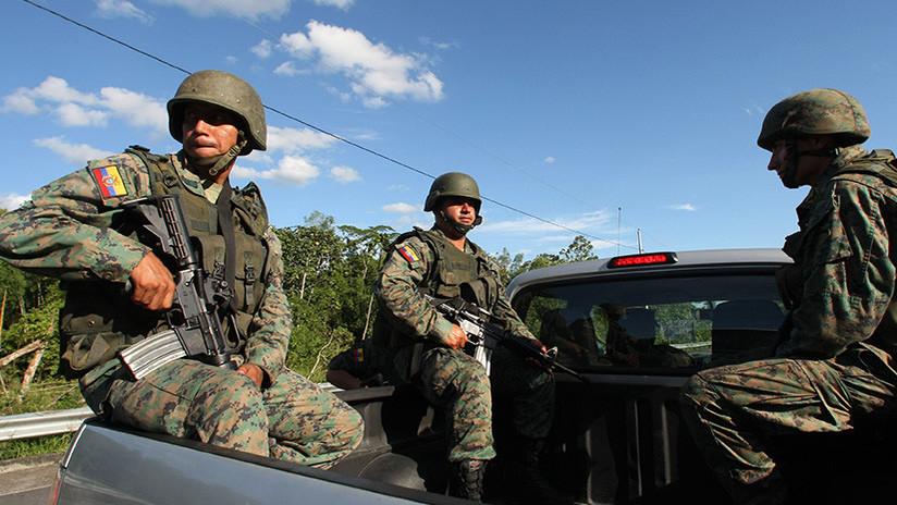 Ecuador y Perú acuerdan plan de desminado en la frontera común