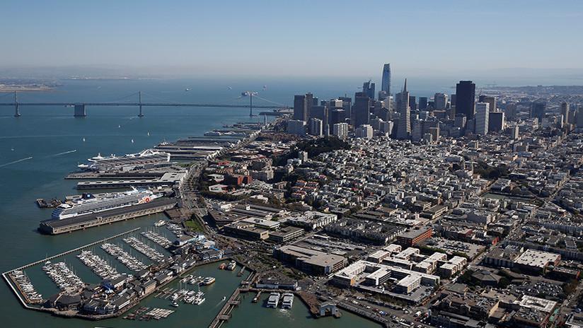 Científicos muestran cómo será la zona de la bahía de San Francisco en 2100 tras inundaciones
