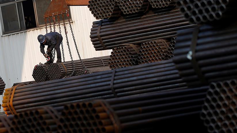 """México impone cuotas a las tuberías de acero de China por """"prácticas desleales"""" de comercio"""