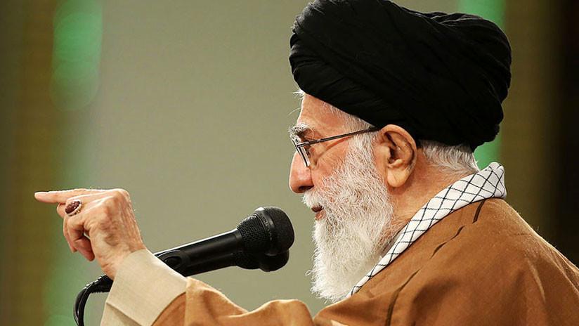 """""""Irán negociará con EE.UU. cuando queramos estar presentes en su territorio"""""""