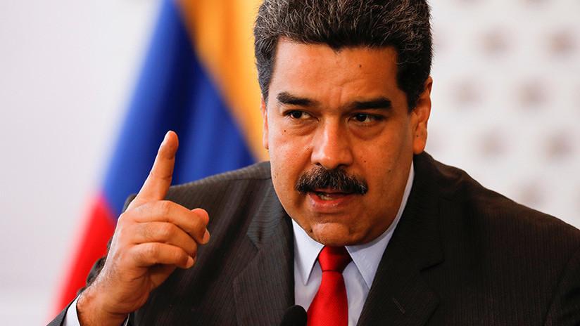 """Maduro: """"Departamento de Estado busca impedir que la ONU envíe observadores electorales a Venezuela"""""""