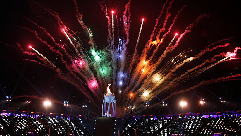 """""""Los sueños se hacen realidad"""": La fiesta regresa a Pyeongchang con los Juegos Paralímpicos (FOTOS)"""